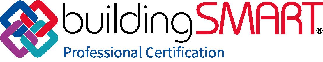 AEC | BuildingSMARTLogo -Professional_Certification